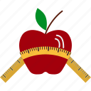 apple, design, diet, fitness, sport, gym