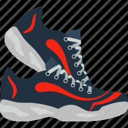 design, fitness, footwear, gym, sneakers, sport icon