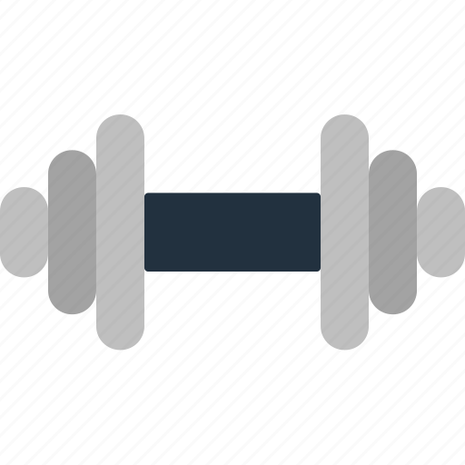 design, dumbell, fitness, gym, sport, weight icon