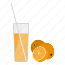 design, fitness, gym, juice, orange, sport icon