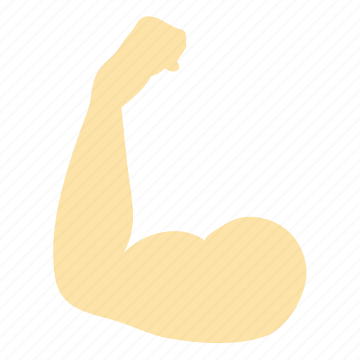 bicep, design, fitness, gym, muscule, sport icon