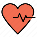 cardio, fitness, gym, health, heart icon