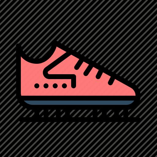 boot, ice, skate, skates, skating icon
