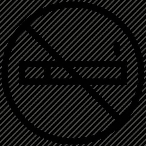 forbid smoking, no smoking, smoke, smoking, strict smoking icon