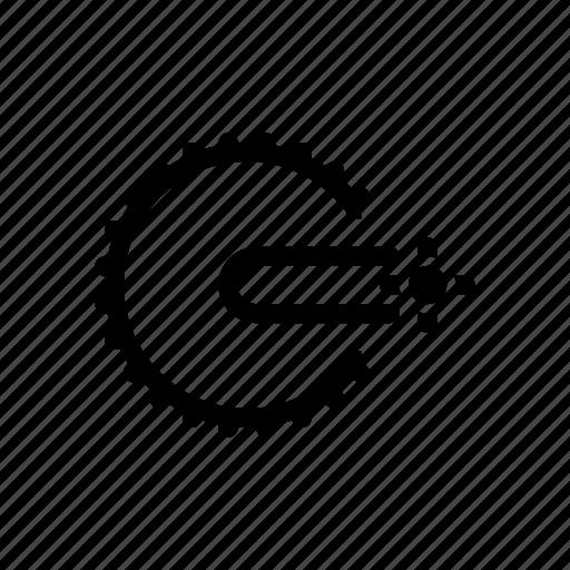 crank, set icon