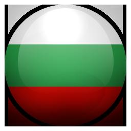 at, bg, bulgaria icon