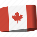 canada, flag, country, globe, flags, national, world