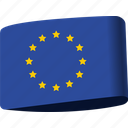 europe, flag, country, flags, map, national, rectangular