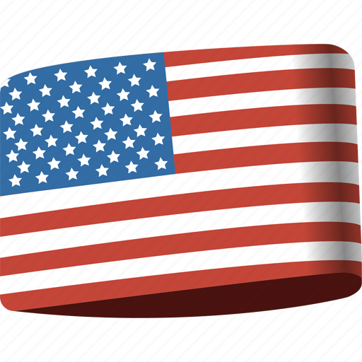 american, country, flag, flags, state, usa, world icon