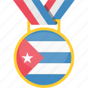 country, cuba, flag, flags, nation icon