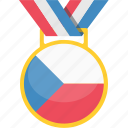 championship, czech, republic, tournament, trophy, winner icon
