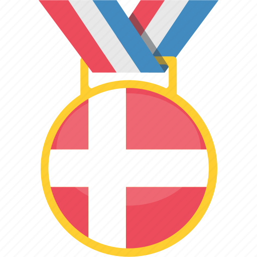 denmark, flag, flags, nation icon
