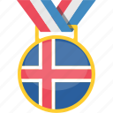competition, contest, iceland, sport icon