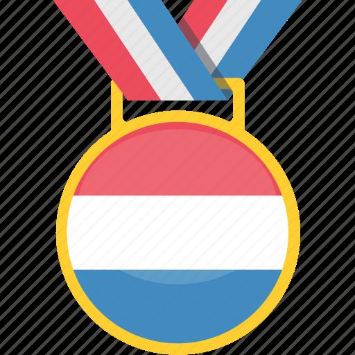 flag, nation, netherlands, world icon
