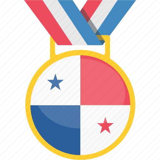 achivment, country, national, panama icon