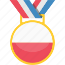 award, cup, poland, reward, trophy icon