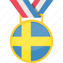 flag, flags, orden, sweden icon