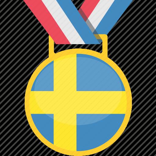 flag, flags, orden, sweden icon