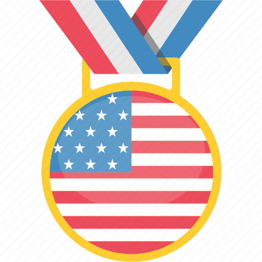 country, flag, nation, usa icon