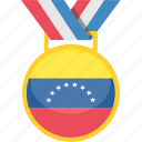 flag, flags, venezuela, world icon