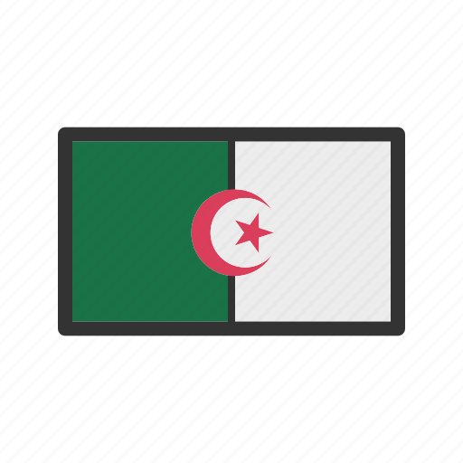 algeria, celebration, day, flag, freedom, independence, national icon