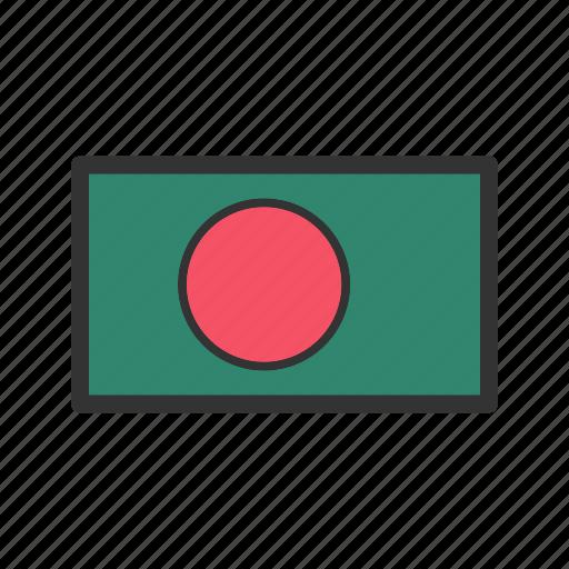 bangladesh, celebration, day, flag, freedom, independence, national icon