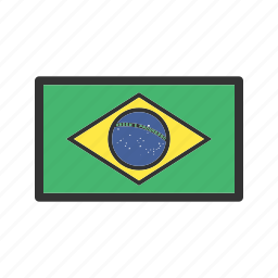 brazil, celebration, day, flag, freedom, independence, national icon