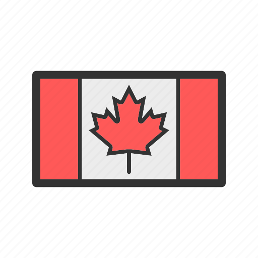 canada, celebration, day, flag, freedom, independence, national icon
