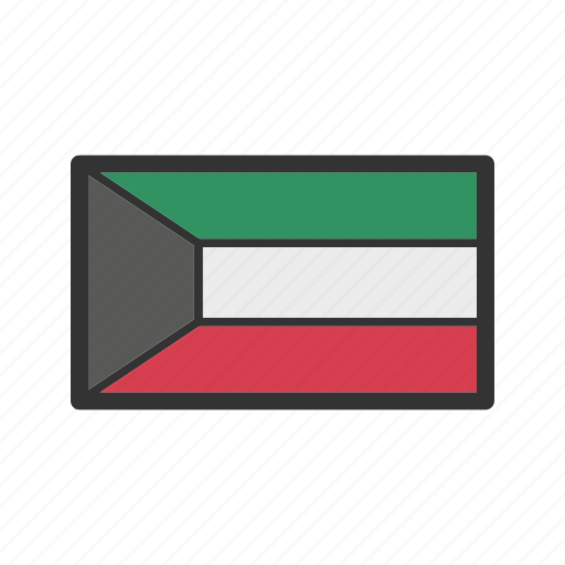 celebration, day, flag, freedom, independence, kuwait, national icon