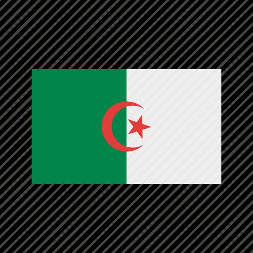 algeria, celebration, day, flag, freedom, independence, national icon