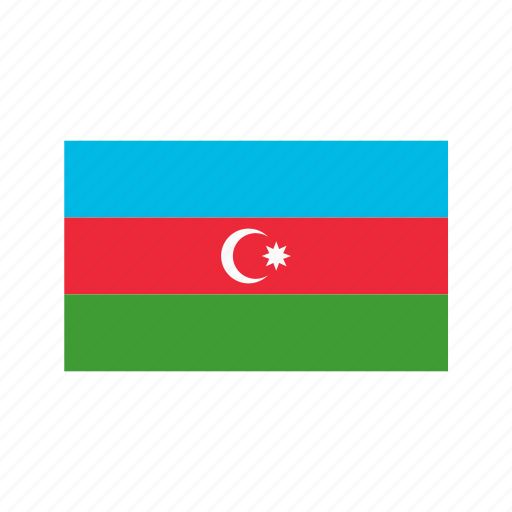 azerbaijan, celebration, day, flag, freedom, independence, national icon