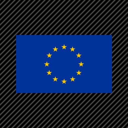 celebration, day, european union, flag, freedom, independence, national icon