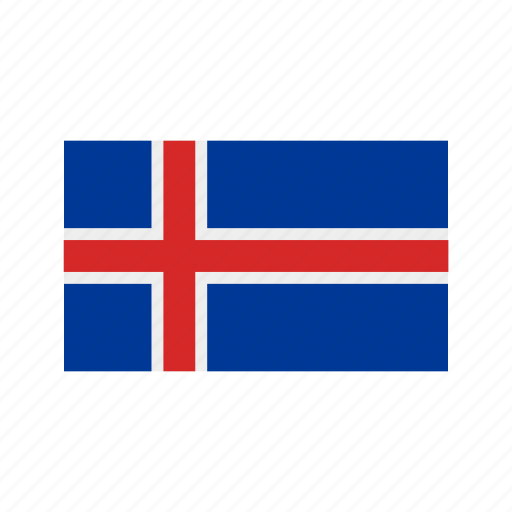 celebration, day, flag, freedom, iceland, independence, national icon