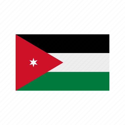 celebration, day, flag, freedom, independence, jordan, national icon