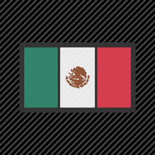 celebration, day, flag, freedom, independence, mexico, national icon