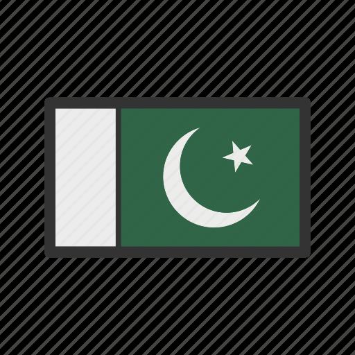 celebration, day, flag, freedom, independence, national, pakistan icon