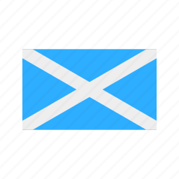 celebration, day, flag, freedom, independence, national, scotland icon