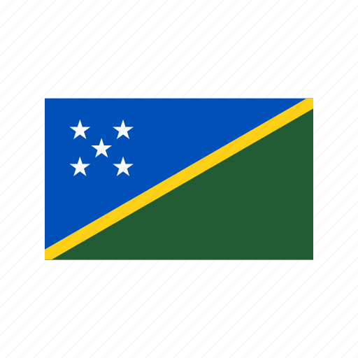 celebration, day, flag, freedom, independence, national, soloman islands icon