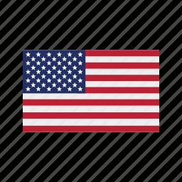celebration, day, flag, freedom, independence, national, united states icon