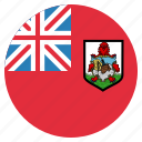 bermuda, country, flag, national