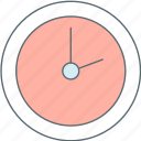 clock, timepiece, timer, watch icon