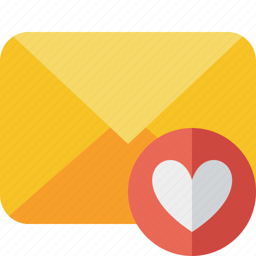 communication, email, favorites, letter, mail, message icon