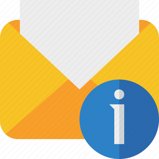 communication, email, information, letter, mail, message, read icon