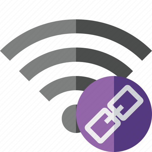 connection, fi, internet, link, wi, wifi, wireless icon