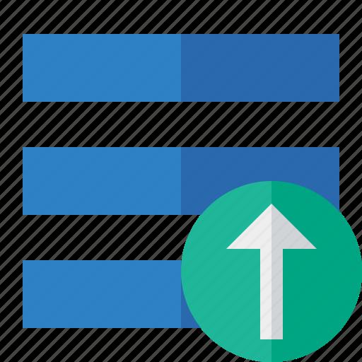 List, menu, nav, navigation, options, toggle, upload icon - Download on Iconfinder