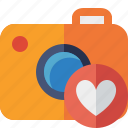 camera, favorites, photo, photocamera, photography, picture, snapshot icon