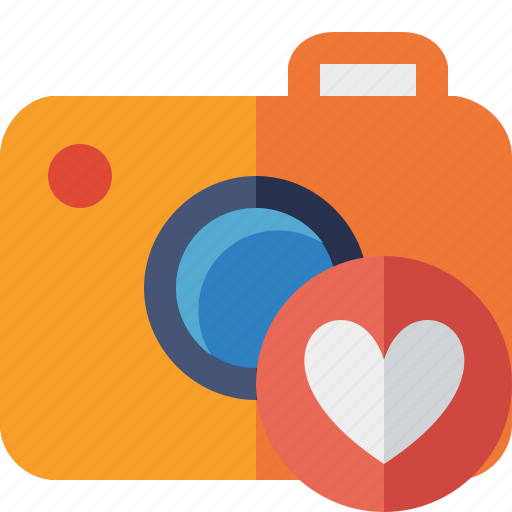 camera, favorites, photo, photocamera, photography, picture, snapshot icon