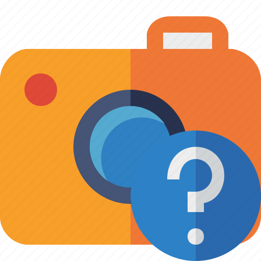 camera, help, photo, photocamera, photography, picture, snapshot icon
