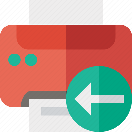 Document, paper, previous, print, printer, printing icon - Download on Iconfinder