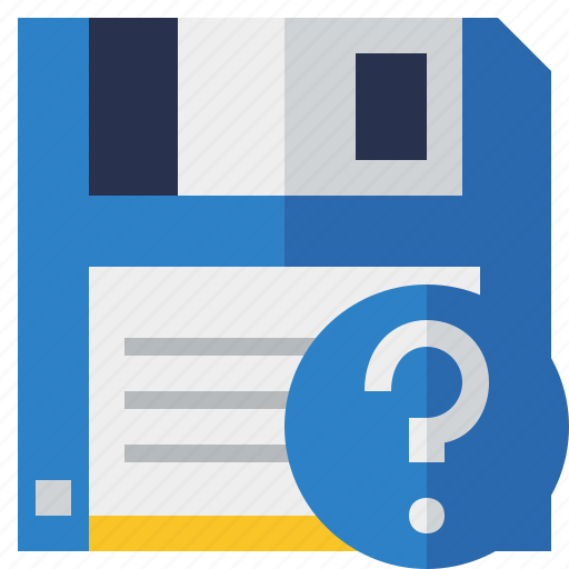backup, data, disk, download, file, help, save icon